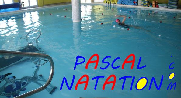 Aquagym La Ciotat Pascal Natation en circuit training dans une piscine privée avec votre coach