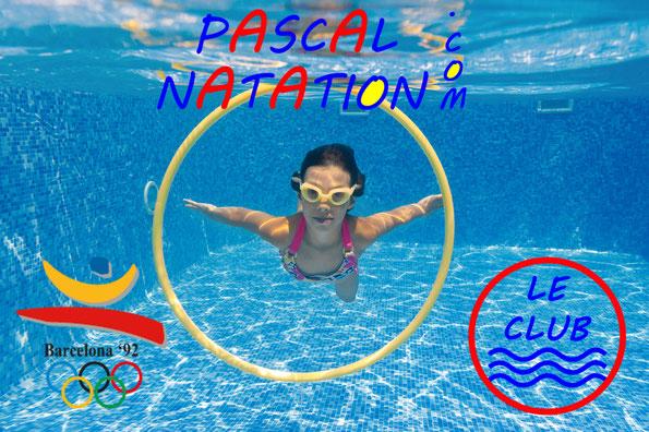 Cours de natation à La Ciotat avec votre coach Pascal Natation pour enfants à partir de 3 ans