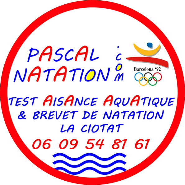 Test aisance aquatique attestation et brevet de natation à La Ciotat Piscine Pascal Natation