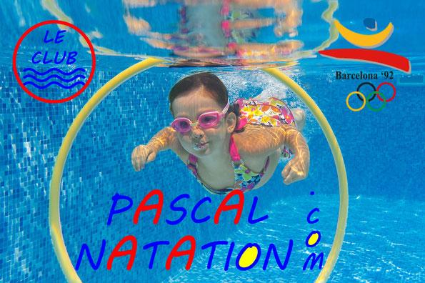 Cours collectifs de natation pour enfants à partir de 7 ans à La Ciotat avec Pascal Natation