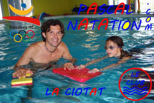 Piscine Pascal Natation à la Ciotat pour une formule détente avec Nage + Balnéo