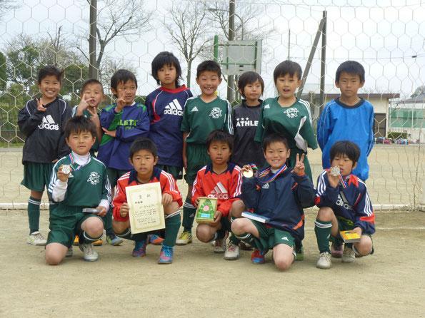長浦カップ U-8(2年生)