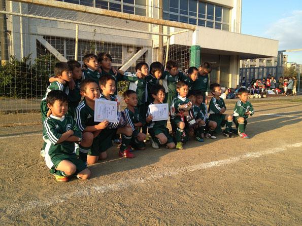 横須賀鴨居杯 U-7(1年生以下)