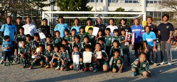 久里浜杯 U-8、U-7(2年生、1年生)