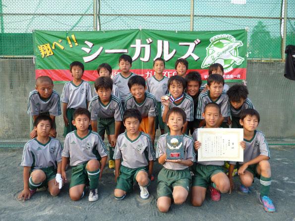 かもめ杯 U-11(5年生)