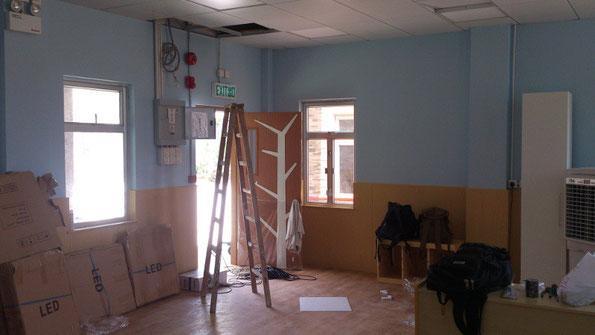 元朗國際學校幼稚園裝修工程