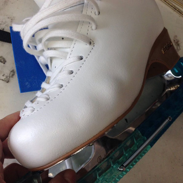 スケート靴 コブ出し スケート靴 インソール