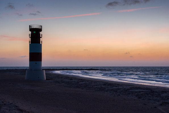 Vor Sonnenaufgang am Südstrand