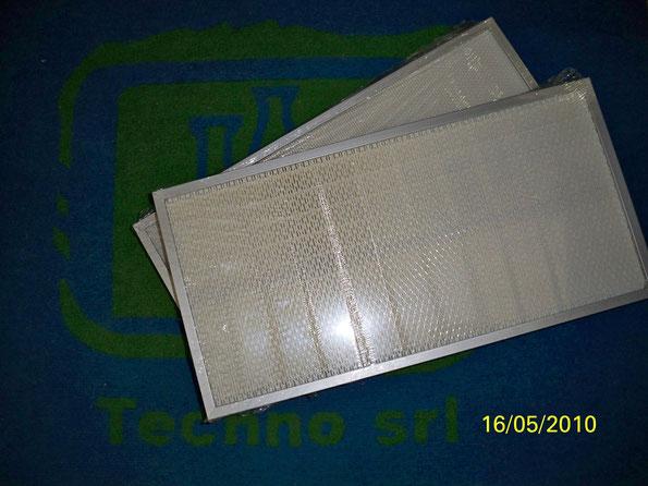 Diffidate di filtri sporchi magari possono essere stati presi da altre parti! chiedete i certificati e numeri di serie dei filtri!