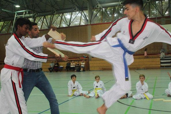 Taekwondo Elite Teen ab 11