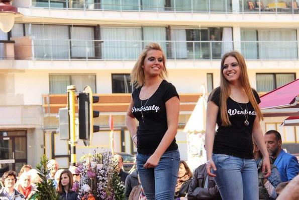 Hayline & Shauny voor Wenbeauty