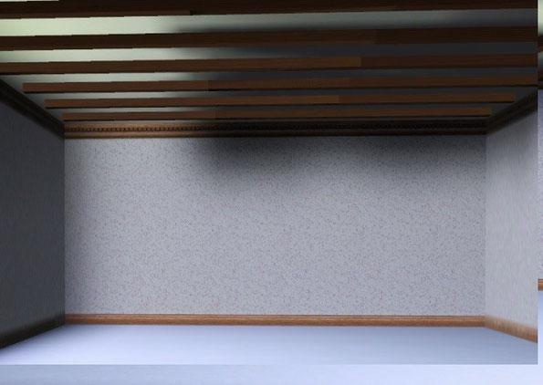 petites poutres plafond