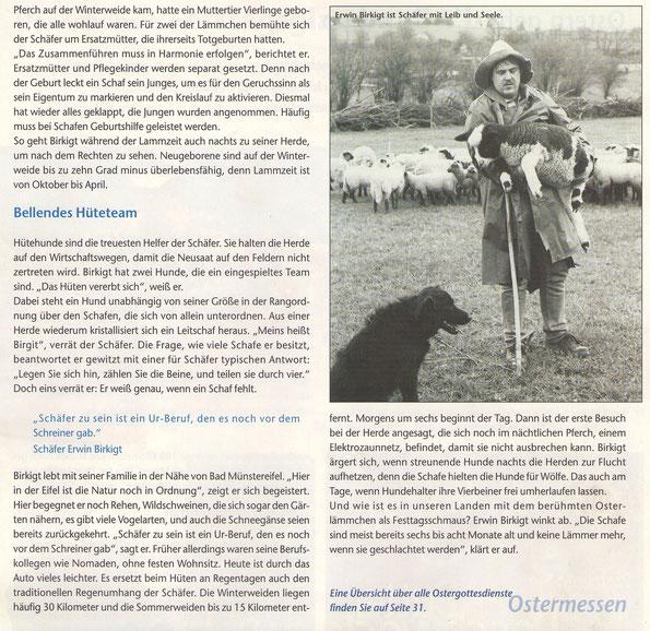 Zeitung: Bad Aachen, April 2003
