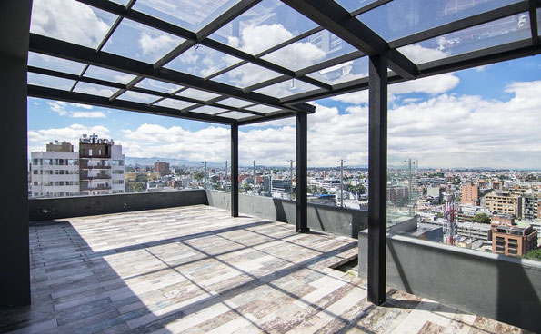 Achat penthouse exceptionelle bogota colombie
