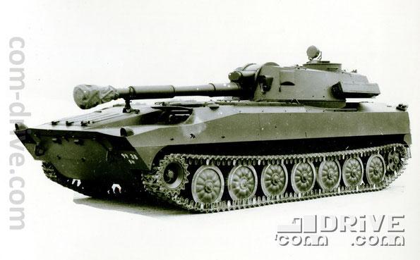 ХАРЬКОВСКИЙ ТРАКТОРНЫЙ ЗАВОД. 2С1 - самоходная артиллерийская установка. Количество объектов вооружения, базирующихся на шасси данного образца: 10