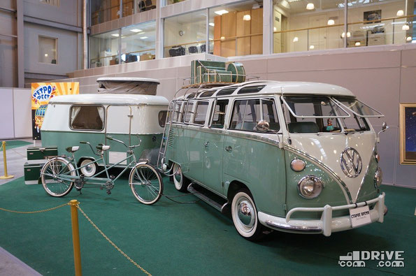 VW 23 Window Microbus. Выставка Галерея олдтаймеров XII. 10/03/2013