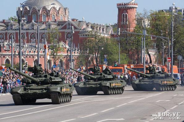 Основной боевой танк Т-90А (объект 188А1)