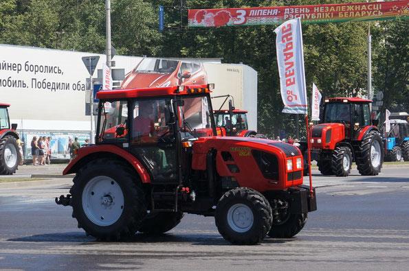 Трактор МТЗ-921.3