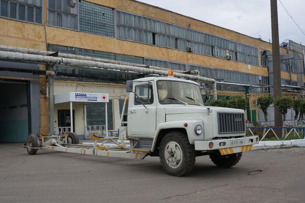 """Транспортер """"взт 0-34"""". 23.08.2012"""