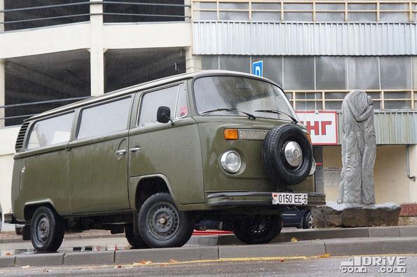 VW T2. Минск. 23/09/2012