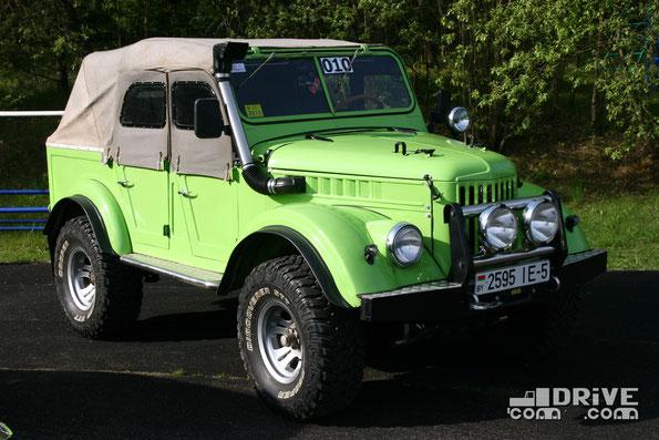 ГАЗ 69А