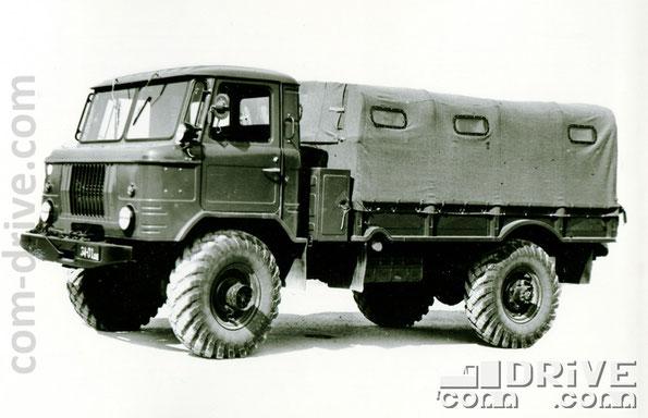 ГОРЬКОВСКИЙ АВТОМОБИЛЬНЫЙ ЗАВОД. ГАЗ-66-11 - автомобиль многоцелевого назначения типа 4х4. Количество объектов вооружения, базирующихся на данном семействе: 107