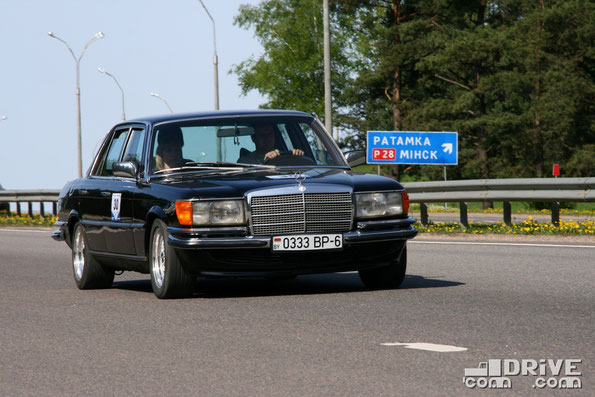 Mercedes Benz 450SE (W116)