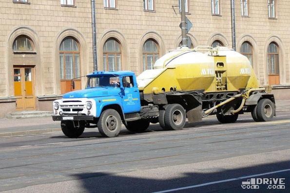 ЗИЛ-130В1. Минск. 06.06.2009
