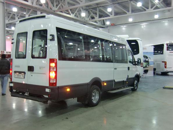 Городской автобус особо малого класса модели «2250-01» на базе IVECO Daily 50C15V
