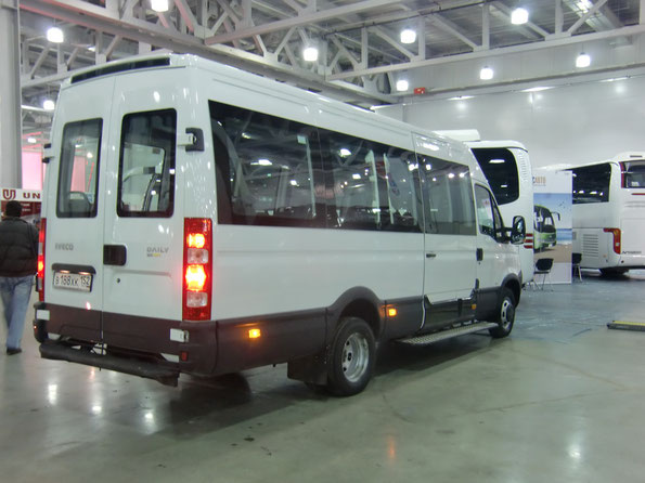 """Городской автобус особо малого класса модели """"2250-01"""" на базе IVECO Daily 50C15V"""