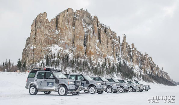 Land Rover Discovery 4. Фото фирменное