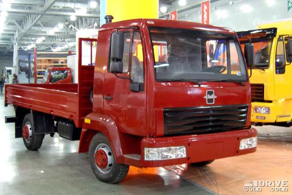 Грузовой малотонажный автомобиль ЗИЛ-230100