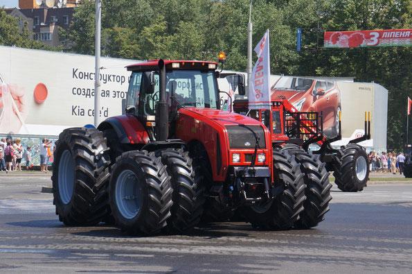 Трактор МТЗ-3522