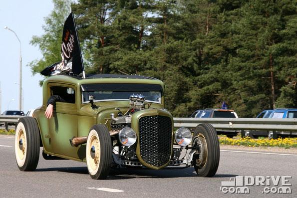 Chrysler Hot Rod