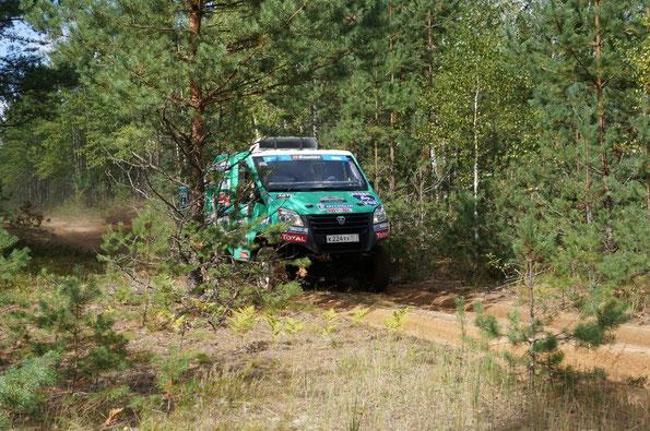 GAZ 33027