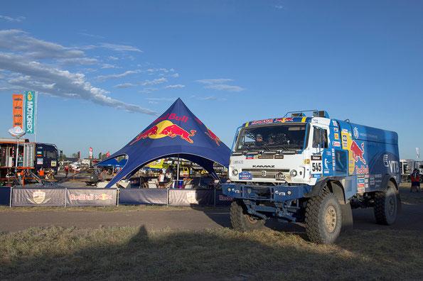 Dakar 2014. Фото фирменное
