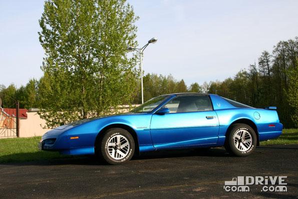 Pontiac Firebird 5,0 T-top