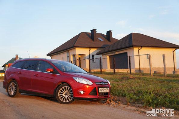 Ford Focus Wagon. Королев Стан. 21/07/2014