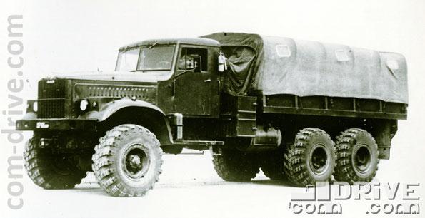 КРЕМЕНЧУГСКИЙ АВТОМОБИЛЬНЫЙ ЗАВОД. КрАЗ-255Б1 - автомобиль многоцелевого назначения типа 6х6. Количество модификаций базовой модели: 15
