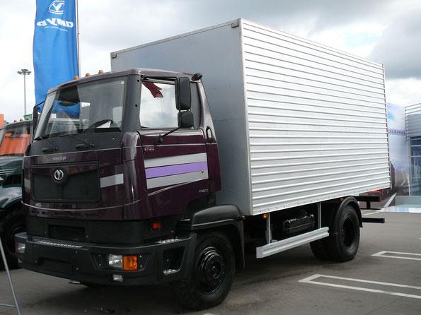 Грузовой фургон Амур-531215 (531220)