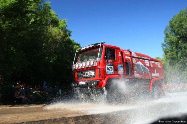 Dakar 2014. Фото Игоря Старовойтова