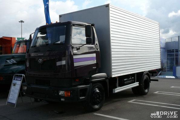 Грузовой фургон Амур 531215 (531220). «Интеравто-2008»