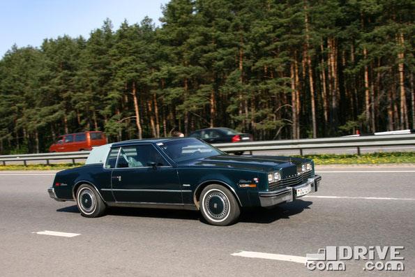 Oldsmobile Torоnado XSC. Двигатель объемом 5,0 литров