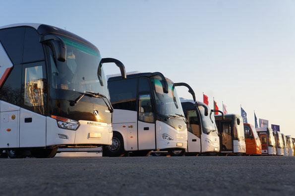 Фестиваль «Мир Автобусов-2013»