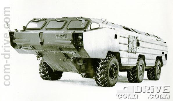БРЯНСКИЙ АВТОМОБИЛЬНЫЙ ЗАВОД. БАЗ-5921 - полноприводное колесное шасси типа 6х6. Количество объектов вооружения, базирующихся на данном семействе: 3