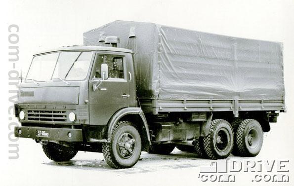 КАМСКОЕ ОБЪЕДИНЕНИЕ ПО ПРОИЗВОДСТВУ БОЛЬШЕГРУЗНЫХ АВТОМОБИЛЕЙ. КамАЗ-5320 - грузовой автомобиль типа 6х4. Количество модификаций: 21. Количество объектов вооружения, базирующихся на данном семействе: 30
