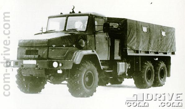 КРЕМЕНЧУГСКИЙ АВТОМОБИЛЬНЫЙ ЗАВОД. КрАЗ-6315 - автомобиль многоцелевого назначения типа 6х6. Количество модификаций базовой модели: 3