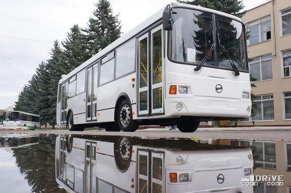 Городской автобус ЛиАЗ 525653. Завод ЛиАЗ. 07/09/2012