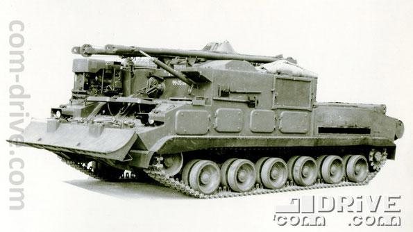 МИНСКИЙ ТРАКТОРНЫЙ ЗАВОД. МТП-А5 - машина технической помощи. Количество объектов вооружения, базирующихся на шасси данного образца: 1