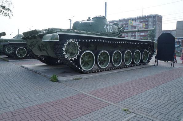 Основной танк Т-64. Фото Анны Завьяловой